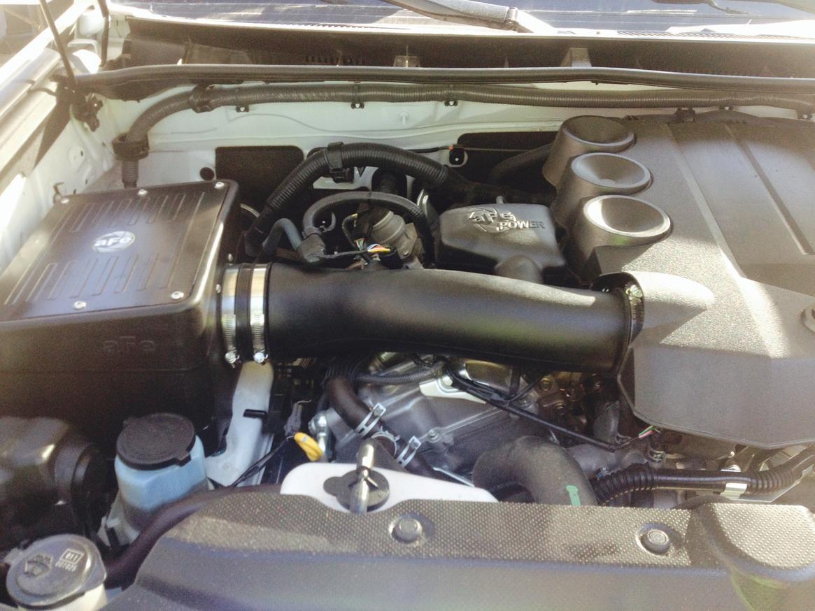 Afe Cold Air Intake System Stage 2 Toyota Land Cruiser Rover Prado 150