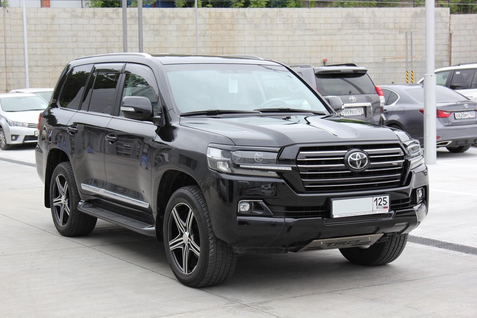 Рестайлинг Toyota Land Cruiser 200 2020 - КОЛЕСА.ру ... | 1067x1600